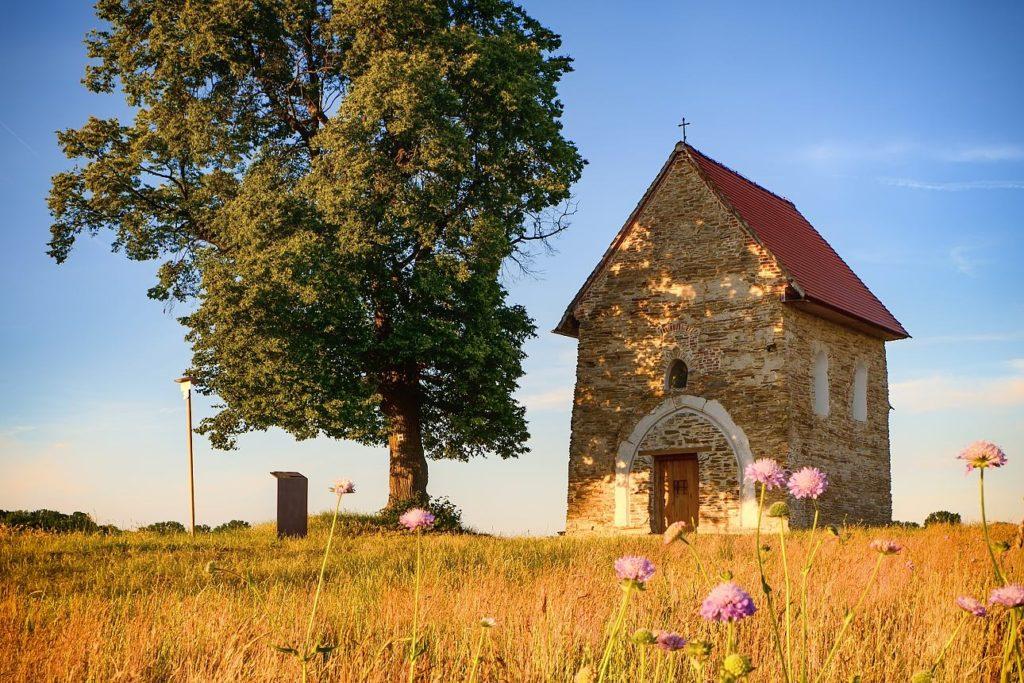 Putujme bez hranic - Kostol sv. Margity Antiochijskej, Kopčany (SK)