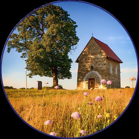 Putujme bez hranic - Kostol sv. Margity Antiochijskej