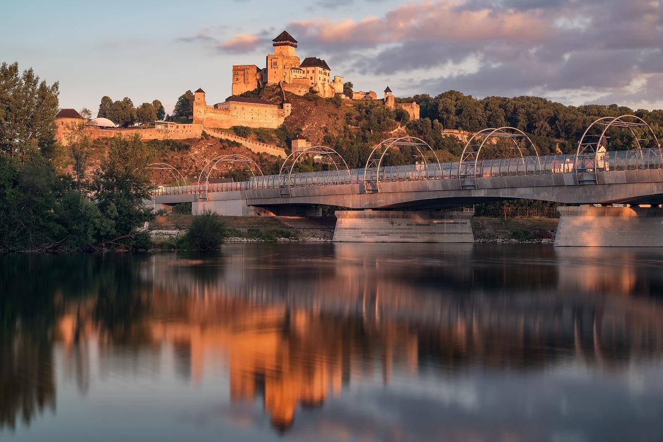 Putujme bez hranic - Trenčiansky hrad, Trenčín (SK)