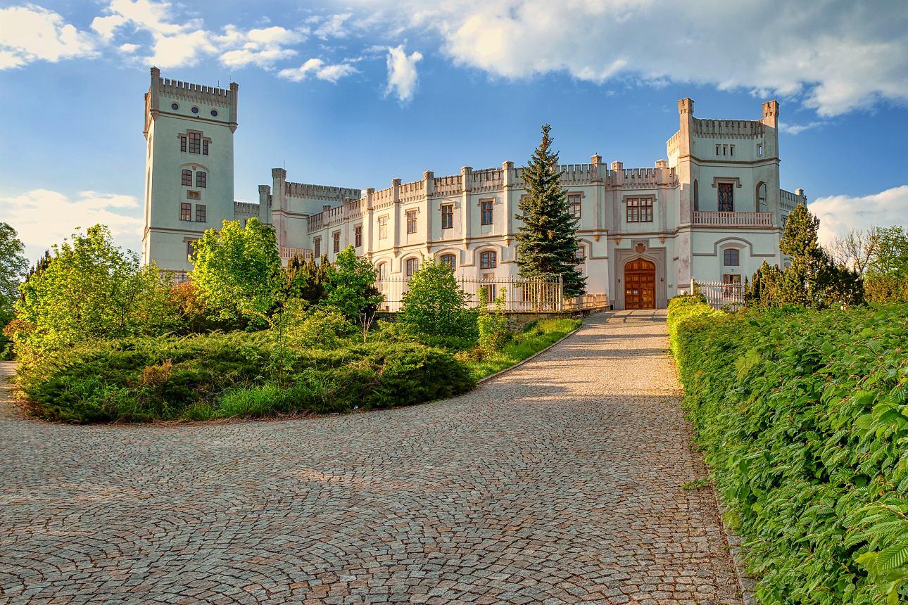 Zámek Nový Světlov, Bojkovice