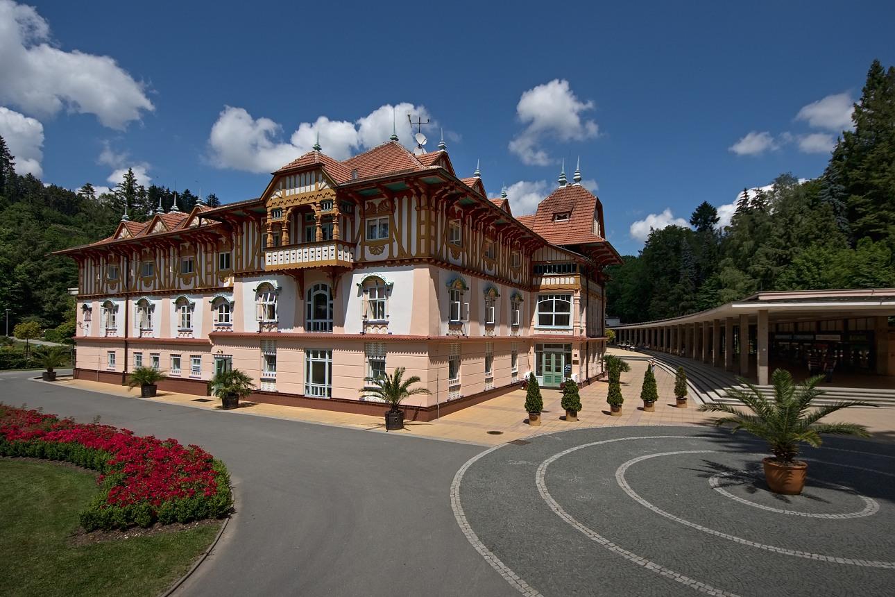 Jurkovičův dům, Luhačovice