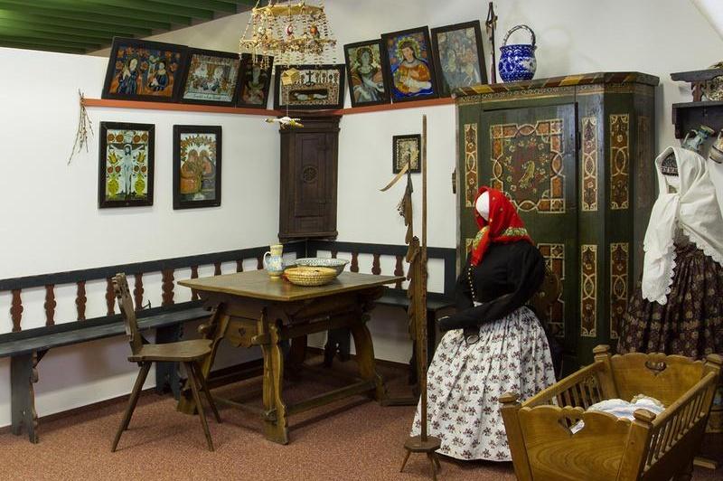 Muzeum Luhačovického Zálesí, Luhačovice