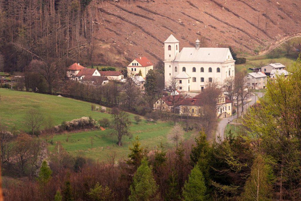 Kostel sv. Anny, Rajnochovice
