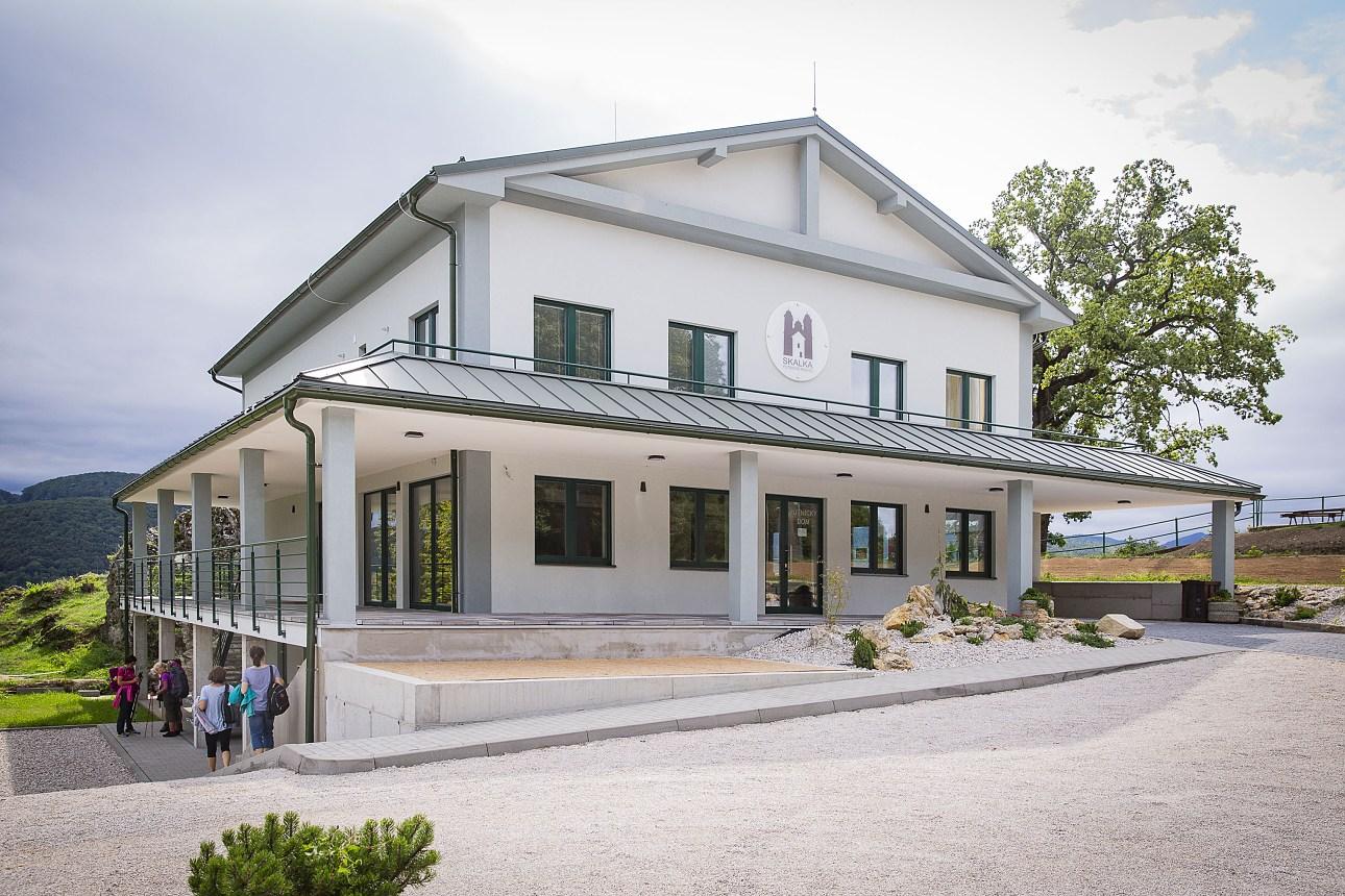Poutní dům, Malá Skalka, Trenčín