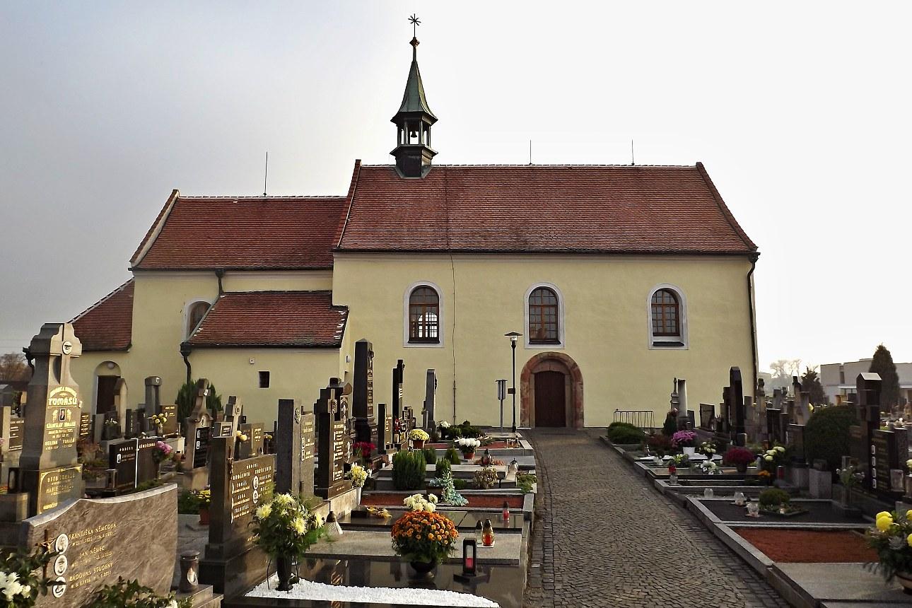 Kostel svatého Michaela archanděla, Staré Město