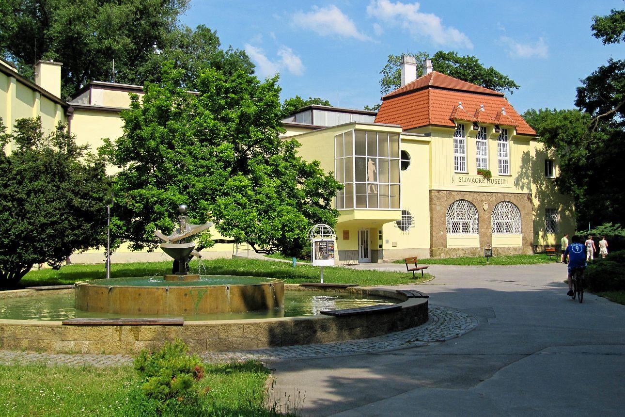 Slovácké muzeum, Uherské Hradiště
