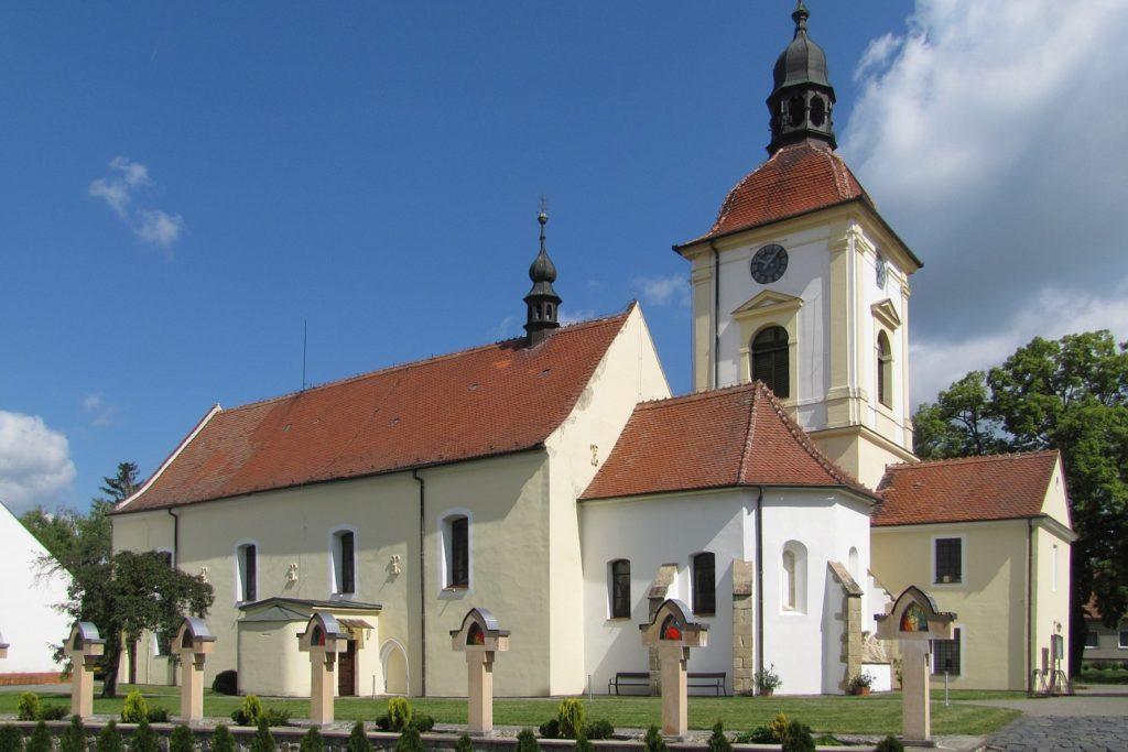 Kostel sv. Vavřince, Vracov