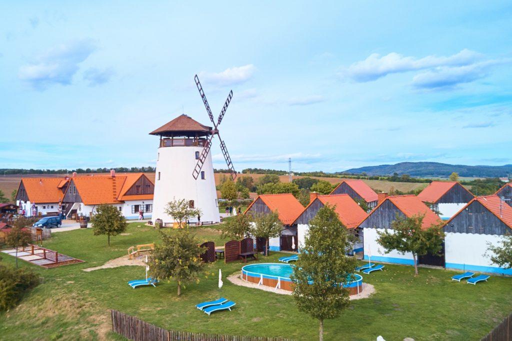 Bukovanský mlýn, Bukovany