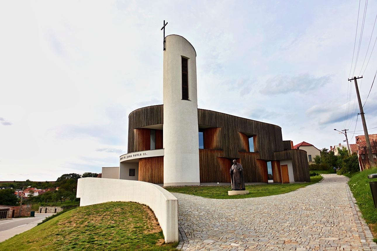 Kaple sv. Jana Pavla II., Bukovany