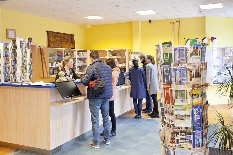 Turistické informační centrum, Rožnov pod Radhoštěm
